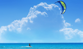 Kite-Windsurfing